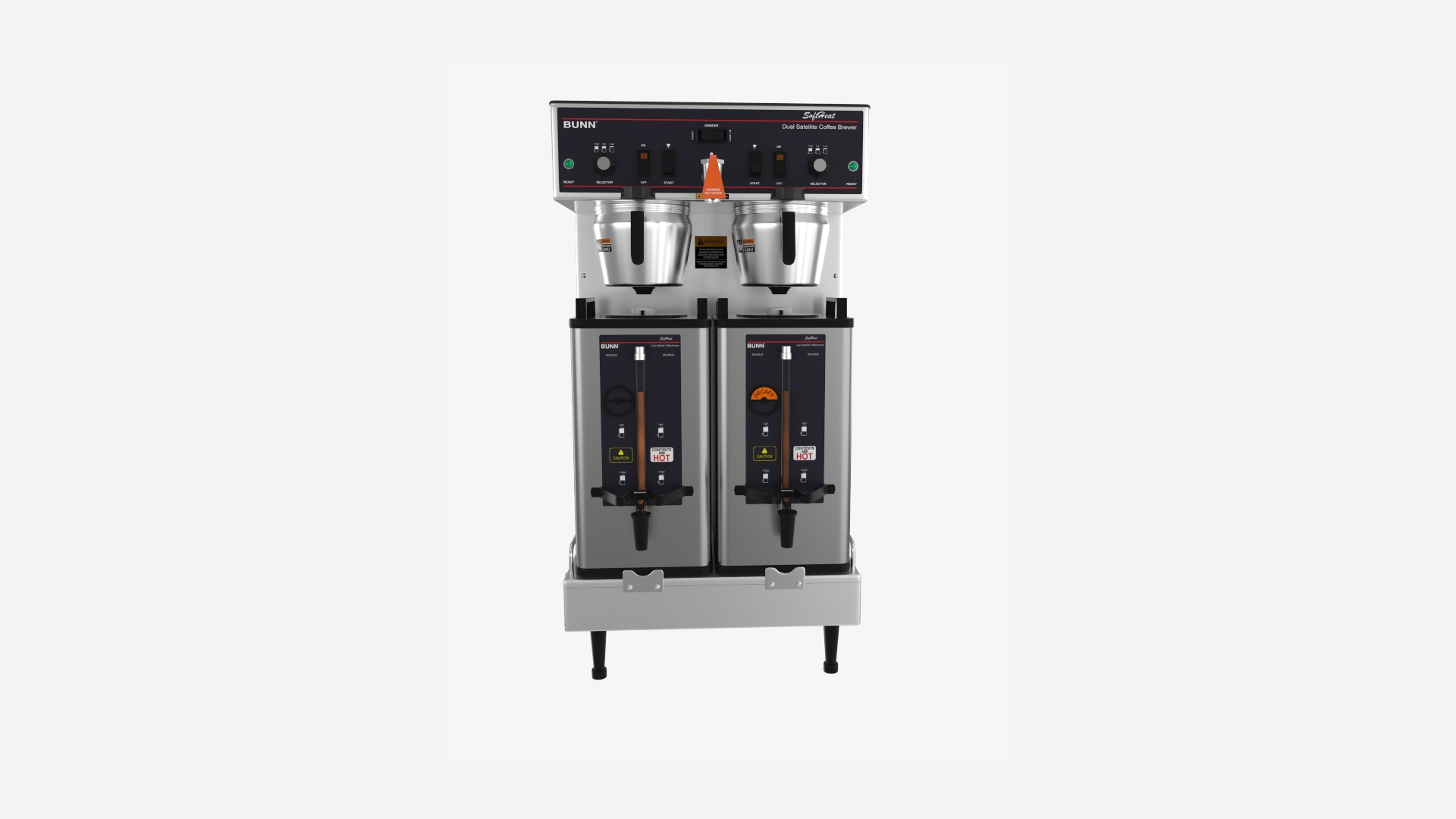 Get The Bunn Brewer Coffee Maker 3D Model At a Low Rate | FrogModel