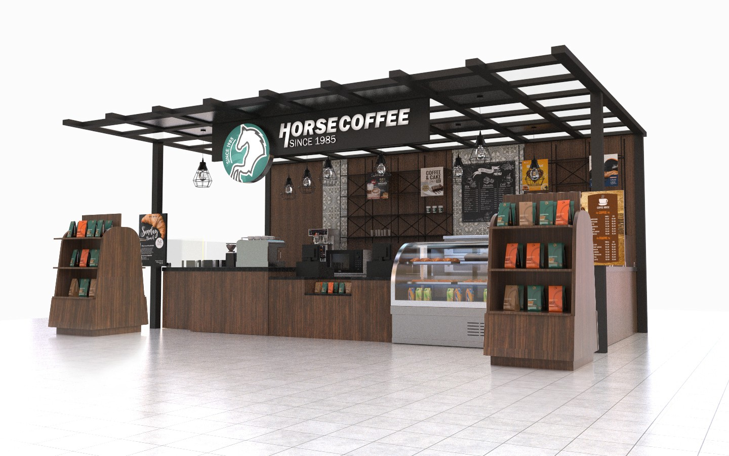 Buy Kiosk 3D Model At A Discounted Price | FrogModel